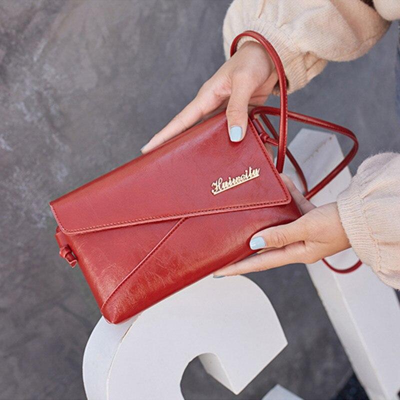 New Fashion Women Mini Shoulder Bags Pu Leather Bag Luxury Handbags Women Bags Designer Ladies Messenger Bags Bolsa Feminina