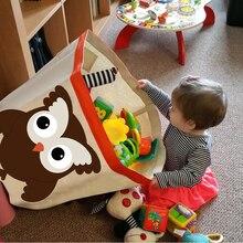 Cesto de almacenamiento infantil para Ropa |  Organizador de tela  para  Juguetes