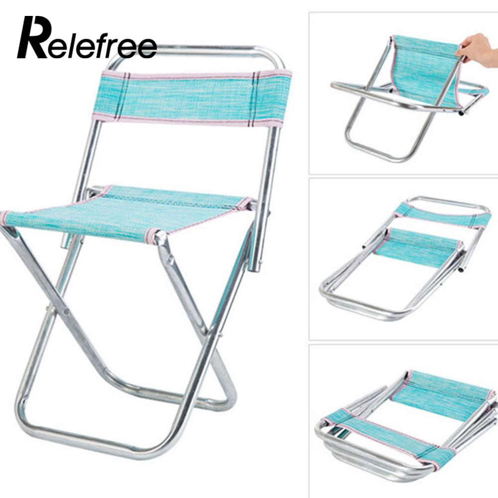chair mesh stool ikea bar soft camping folding travel cycling detachable picnic fishing metal random color in chairs from sports entertainment