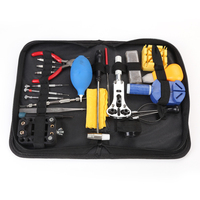 22 Pcs Tools Watch Repair Tool Kit Battery Replacement Band Link Pin Spring Bar Tool Set Watch Opener Watch Open Watch Tools Set