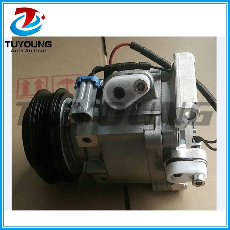 QS90 car 98453 air auto ac compressor for Chevorlet Spark 13-14 4QS90 car 98453 air auto ac compressor for Chevorlet Spark 13-14 4