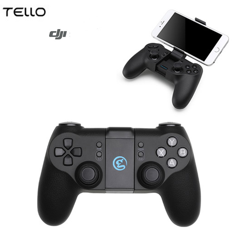 New Arrival DJI tello Drone GameSir T1d Remote Controller Joystick Handle For ios7.0+ Android 4.0+  tello Drone Accessories