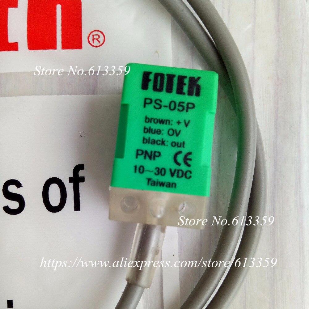 PL-05N//2 Inductive Proximity Sensor Switch NPN NO for FOTEK DC 6-36V NO 5mm  CB