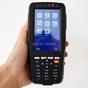 Image 2 - משלוח חינם על ידי DHL TM 600 VDSL VDSL2 בוחן ADSL WAN & LAN Tester xDSL קו בדיקת ציוד DSL פיזי שכבה מבחן