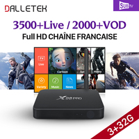 Best Android 6 0 Smart IPTV Set Top Box Amlogic S912 Octa Core 3G 32G With