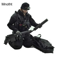 Mnotht 1/6ชายSolider VH1017PMCสงครามsniperสูทเสื้อผ้าสำหรับ12inแอ็คชั่นของเล่นไม่มีหัวและร่างกา