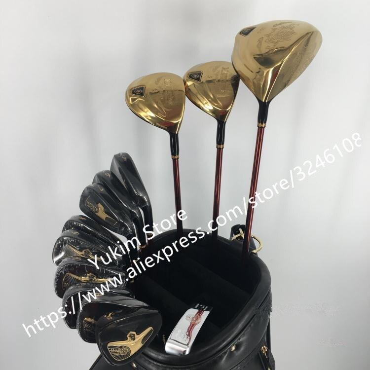 Golf clubs set Maruman Majesté Prestigio 9 Golf Ensemble Complet 9 5 ou 10 5 loft Club Graphite De Golf arbre PAS de sac de Golf Livraison gratuite