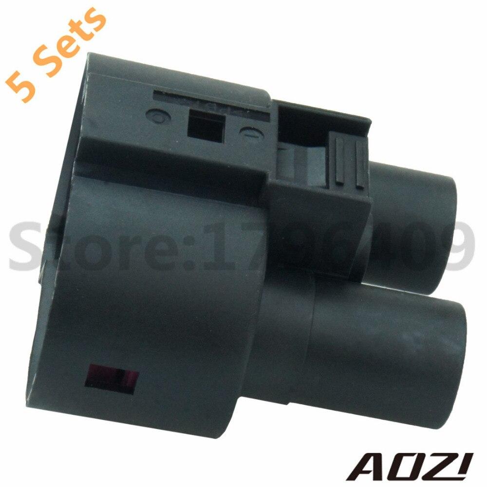 5sets Audi A3 A4 / VW Seat Skoda Wiring Loom Connector Plug Harness ...