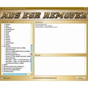 Image 5 - プロフェッショナルdpf egrリムーバー 3.0 ラムダリムーバーフル 2017.5 バージョンのソフトウェア + ロック解除keygenの + ビデオガイド