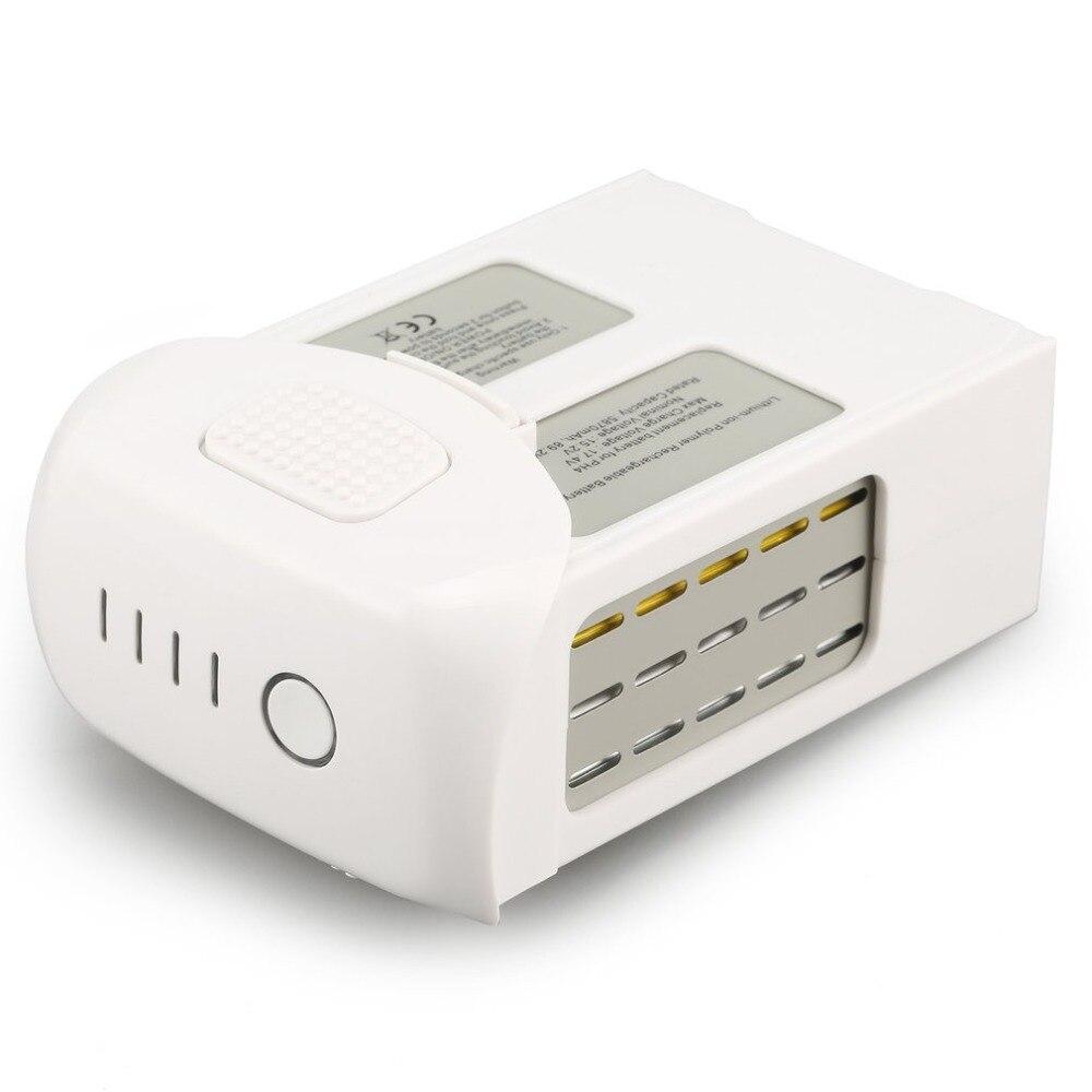 15,2 В 5870 мАч интеллектуальные запасной рейс LiPo Батарея запасная часть для DJI Phantom 4/расширенный/4Pro FPV квадрокоптер Радиоуправляемый Дрон