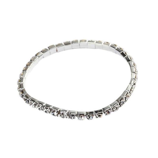 Brilliant Bracelet With...