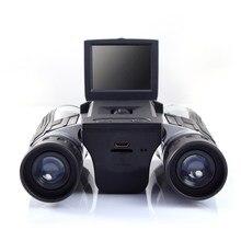 Cheaper 12×32 1920X1080p Full HD Video Camera Telescope Binocular With 2inch Screen Outdoor camping bird watching hunting hiking