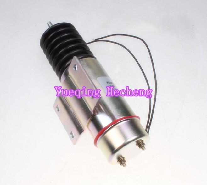 Throttle solenoid For soleoid 3740053 12V Trombetta lift throttle solenoid