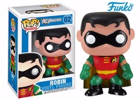 FUNKO POP 1pcs Official DC Heroes: Robin Doll Action Figures Model Gift Collection Good Choice For The Movie Fan