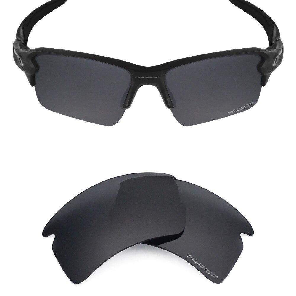 Menolak Air Laut Mryok + TERPOLARISASI Lensa Pengganti untuk Flak 2.0 XL Kacamata  Oakley Stealth Hitam di Aksesoris dari Aksesoris Pakaian AliExpress.com ... 3e1435b0af
