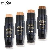 Mixiu бронзатор стик грунтовка контур палитра корректор камуфляж крем марка макияж