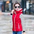 Colete colete inverno gilet femme feminino colete chalecos mujer preto grosso outerwear vermelho clothing 3xl plus size das mulheres do sexo feminino