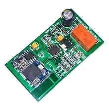 مضخم صوت منزلي KYYSLB QCC3008 مزود بالبلوتوث 5.0 وحدة DAC يدعم APTX يدعم A2DP AVRCP HFP AAC I2S PCM5102 16M SPI FLASH