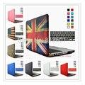 Bolsa de ordenador portátil caso Multi colores Mate Duro Caso de La Cubierta para Mac book Pro 13 15 para Macbook aire 11 retina 12 15 sin logo