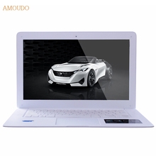 Amoudo-6C 4GB RAM+64GB SSD 14inch 1920*1080P FHD Windows 7/10 System Intel Quad Core Fast Run Ultrathin Laptop Notebook Computer
