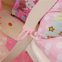 40x80CM Little Twin Star Anime Pillow Decoration Cushion Home Throw Pillows Soft For Office Sleep Child Baby Gifts New
