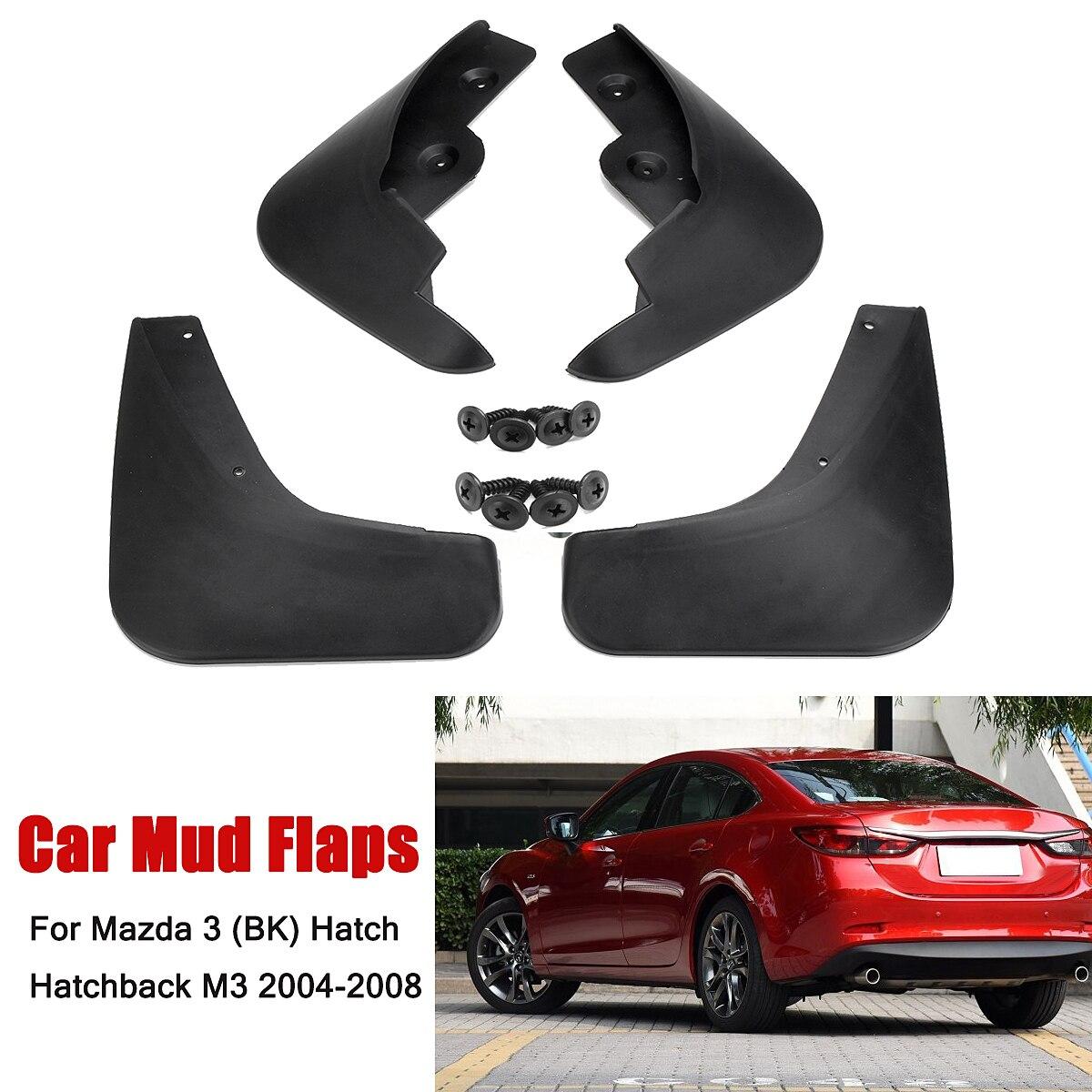 2008 Mazda 3 For Sale 1 6m Obo: Aliexpress.com : Buy For Mazda 3 (BK) Hatch Hatchback M3 2004 2008 Car Mud Flaps Front Rear