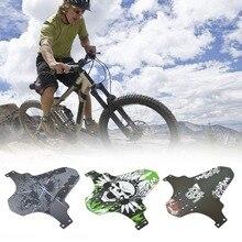 WAKE Профессиональный MTB велосипед передние крылья флекционные Брызговики колеса для бровей протектор для горного велосипеда очиститель велосипеда