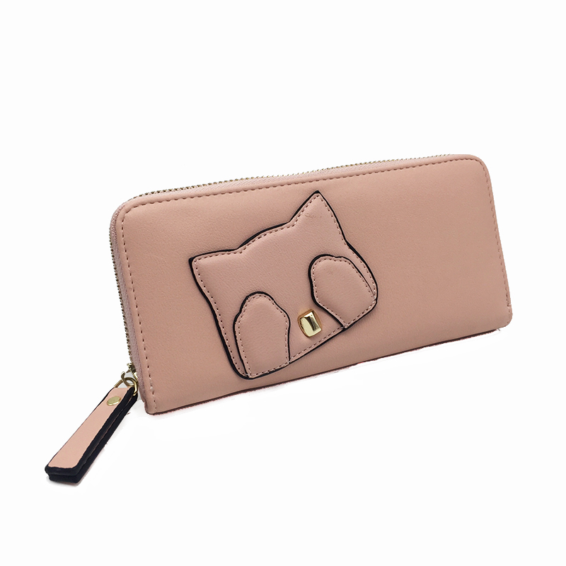 Fashion PU Leather Women Wallet Hot Brand More Color Zipper Long Womens Wallets For iPhone 6/6s/7 2017 Clutch Coin Female Purse hot sale women wallets fashion genuine leather women wallet knitting zipper women s wallet long women clutch purse