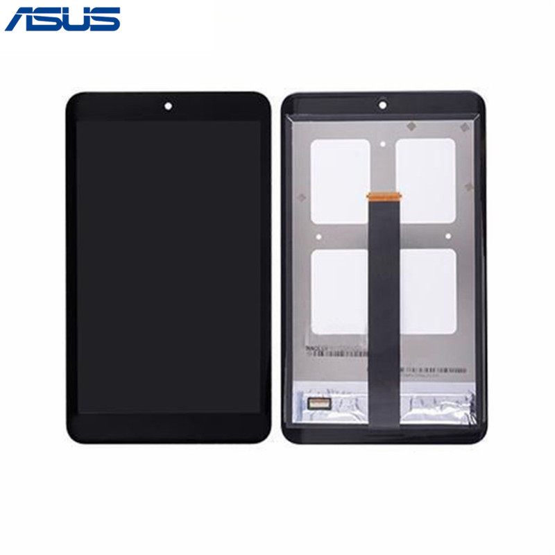 Asus ME181C Full Screen High quality LCD Display Touch Screen Assembly Replacement For Asus MeMO Pad 8 ME181C LCD screen pcu p247a high pressure bars for lq104s1lg61 lcd display screen