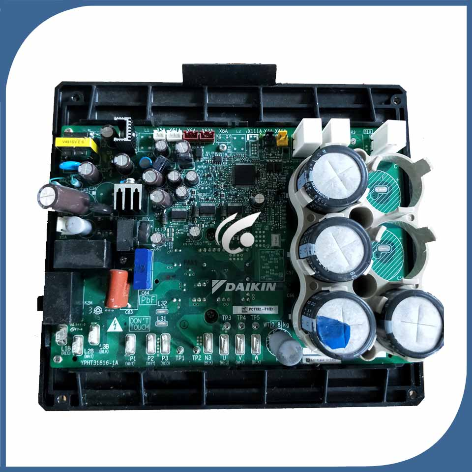 цена на good working for air conditioning Computer board RHXYQ8SY1 RMXS224EY1C PC1132-31 PC0905-1 control board used