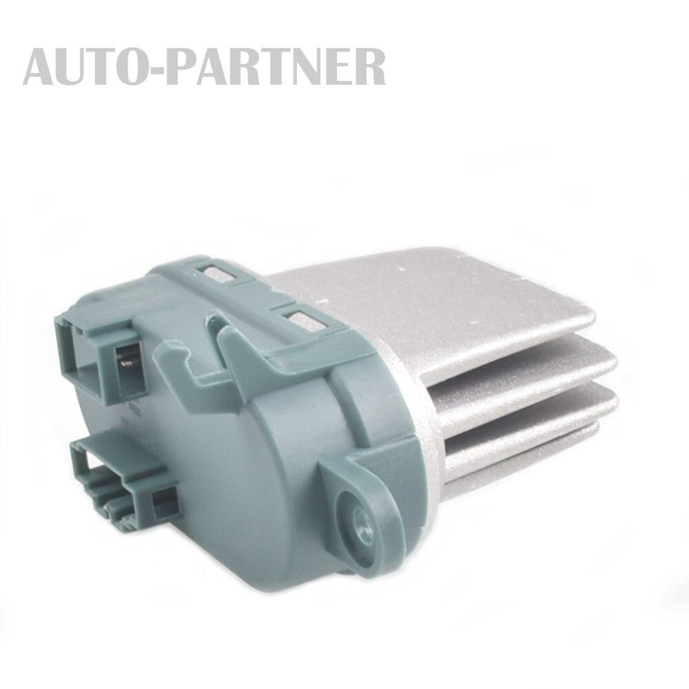 Auto Partner Car Blower Motor Resistor Replacement for Volkswagen Multivan for Audi Q7 7L0907521B 95557234102 JA1685 021919081D