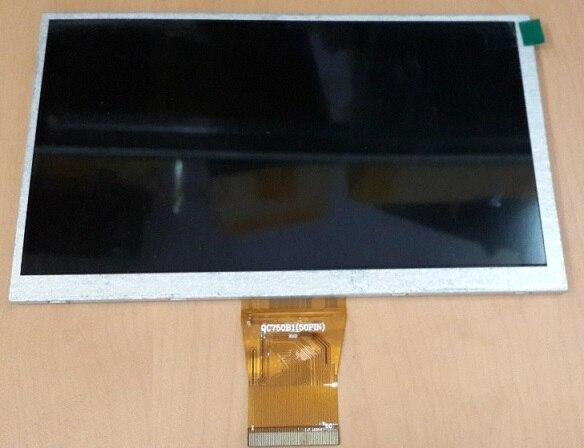 ONDA ONDA V702 fashion edition screen capacitive touch screen LCD screen 800X480 within GM
