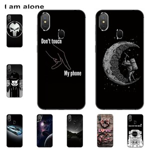 I am alone Phone Cases For Leagoo S9 5.85 inch Soft TPU Mobile Fashion Cute Cover For Leagoo S9 Cellphone Bags Free Shipping(China)