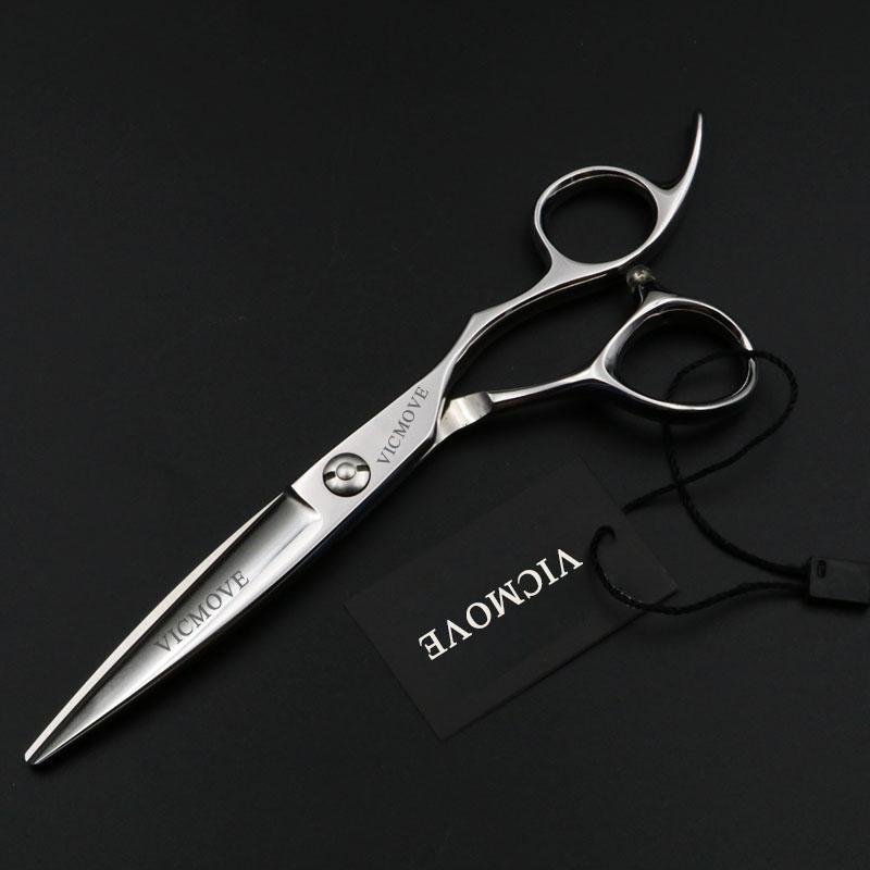 6 Inch Japan Hair Cutting Scissors Professional Hairdressing Shears for Hair Salon Barber High-quality SUS440C6 Inch Japan Hair Cutting Scissors Professional Hairdressing Shears for Hair Salon Barber High-quality SUS440C