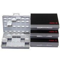 AideTek 4 Unit Of BOXALL48 Lids Empty Enclosure SMD SMT Organizer Surface Mount