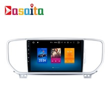 Car 2 din android GPS for KIA sportage 2015 2016 autoradio navigation head unit font b