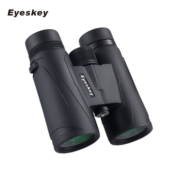 8/10x32 8/10x42 Portable Binoculars Telescope Hunting Telescope Tourism Optical 10x42 Outdoor Sports Waterproof Black