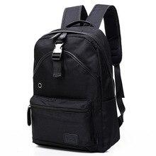 2019 new men leisure backpack for college student capacity backpack schoolbag laptop backpack male multifunction travel rucksack цены онлайн