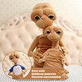 50cm E.T Alien The classic film surrounding plush toys Weird cartoon dolls Children's Day Christmas best gift