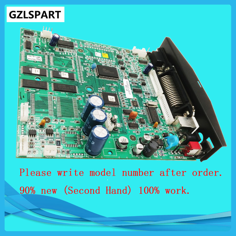 FORMATTER PCA ASSY Formatter Board logic Main Board MainBoard mother board For ZEBRA LP2844 TLP2844 2844 tlp2844 403650C-031P