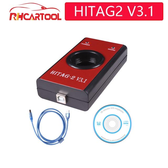 2019 Car Styling HITAG2 V3.1 key programmer HiTag2 programmer hitag 2 HITAG 2 V3.1 Key Programmer Free Shipping