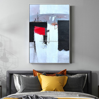 Modern Abstract painting on canvas cuadro decoracion quadro texture acrylic painting Wall art Picture decor for living room home