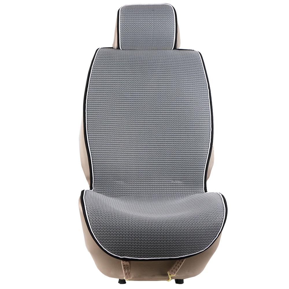 1 stück Atmungsaktives Mesh autositzbezüge pad fit für die meisten autos/sommer kühl sitze kissen Luxuriöse universal größe auto kissen