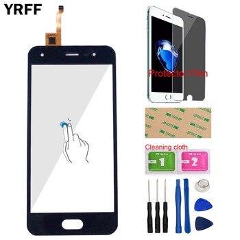 Phone Touch Screen For BQ Mobile BQ-5012L Rich BQS 5012L BQ5012L Touch Screen Digitizer Front Glass Sensor Tools Protector Film недорого
