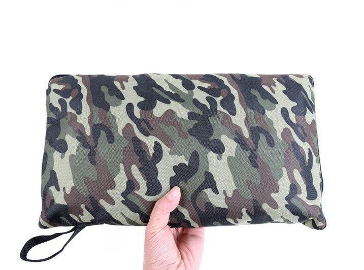 Camouflage Print Car Pet istmekatted Veekindel seljatoe istekoht 600D - Auto salongi tarvikud - Foto 3