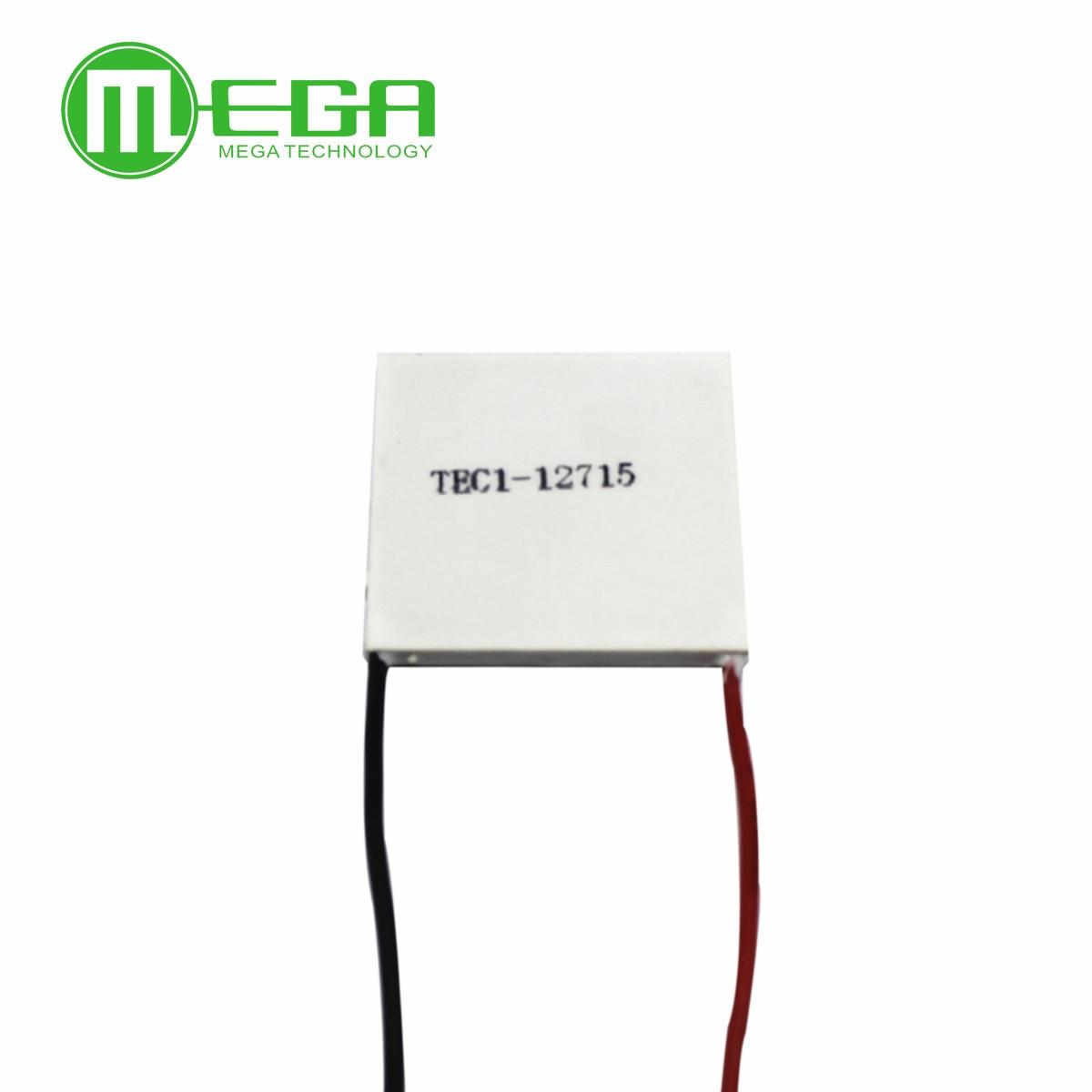 TEC1 12715 136.8W 12V-15.4V 15A TEC thermoelectric cooler peltier TEC1-12715 HU