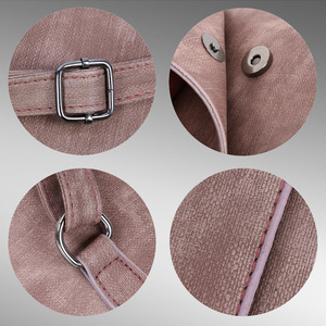 Image 5 - YBYT brand 2019 new PU leather women rucksack Multipurpose satchel female shopping shoulder bags ladies casual travel backpacks
