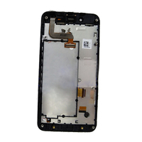 Black LCD Display Screen Monitor Panel Screen Touch Screen Digitizer Glass Sensor Assembly Frame For Asus