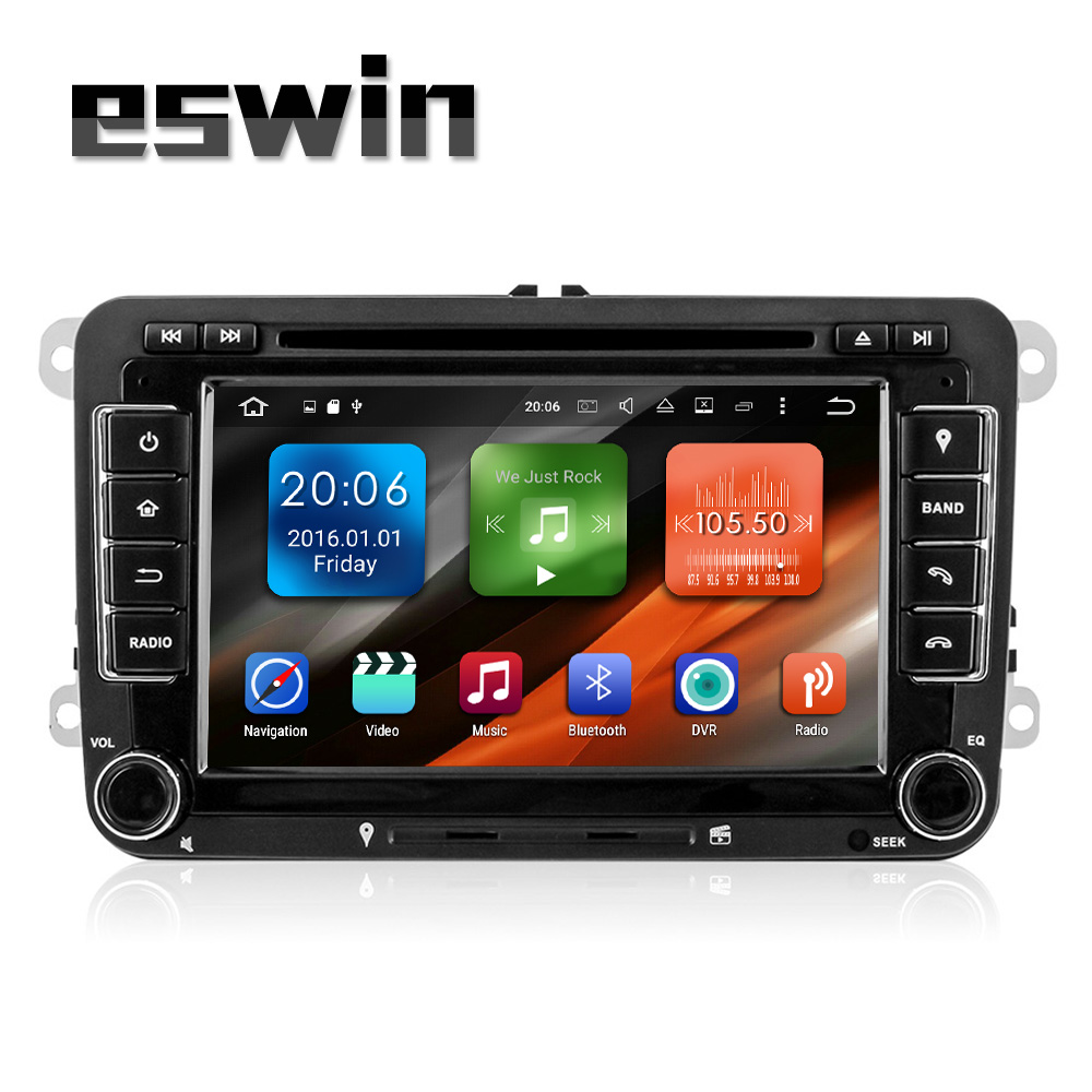 volkswagen vw android 6 0 car dvd player gps radio passat. Black Bedroom Furniture Sets. Home Design Ideas