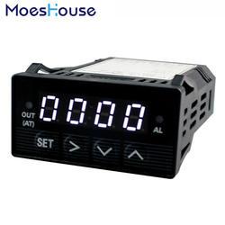 XMT7100 PID Температура контроллер программируемый построить в реле с светодио дный цифровой для промышленного Применение AC 85-265 В